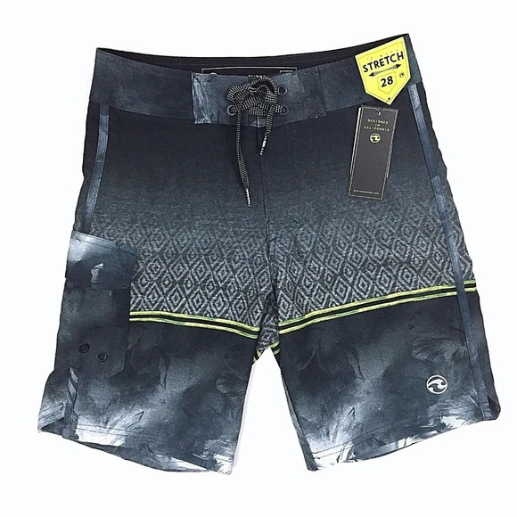 4635f8b93a Ocean Current Swim | Tech Board Shorts Trunks 28 | Poshmark